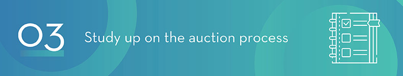 Study up on the basic charity auction process.