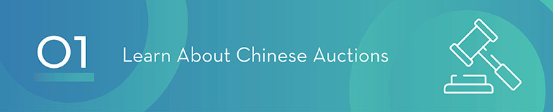 Learn everything you can about Chinese auctions and penny socials.