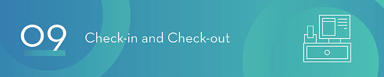Streamline check-in and check-out at your school auction.