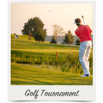 Incorporate a silent auction into your next golf tournament.