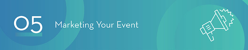 Marketing your silent auction event is extremely important.