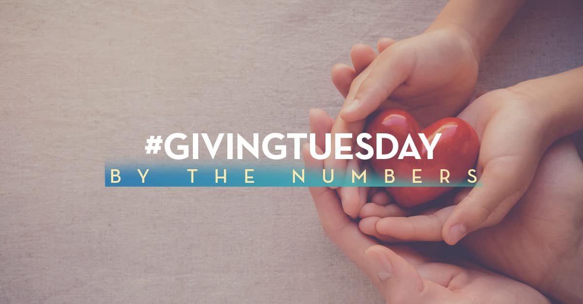 Giving Tuesday By the Numbers