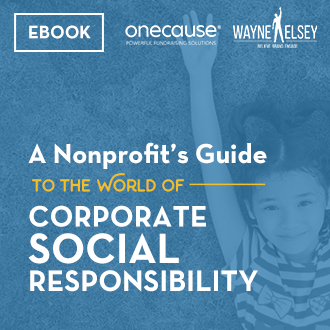 eBook: A Nonprofits Guide to the World of Corporate Social Responsibility