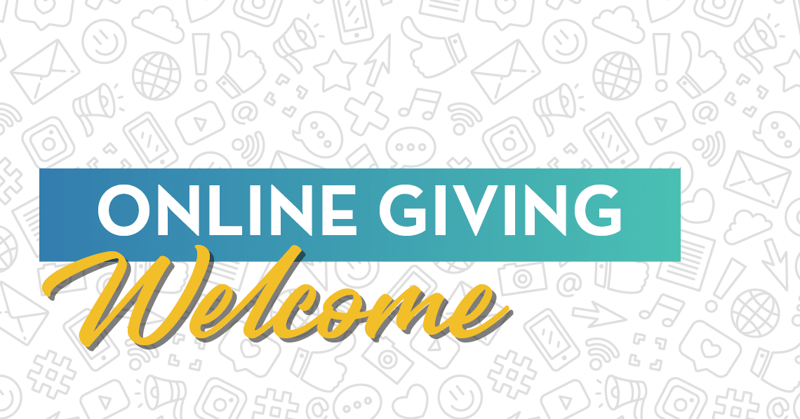 online-giving-welcome-video