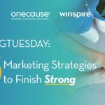 WEBINAR: #Givingtuesday Marketing Strategies to Finish Strong