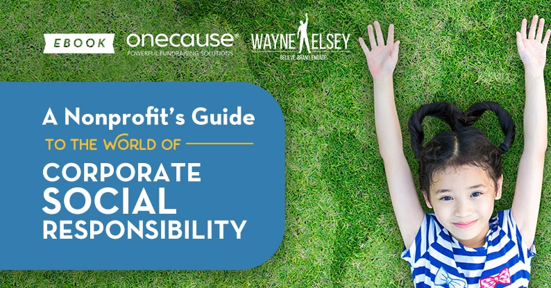 A Nonprofit's Guide to The World of Corporate Social Responsibility