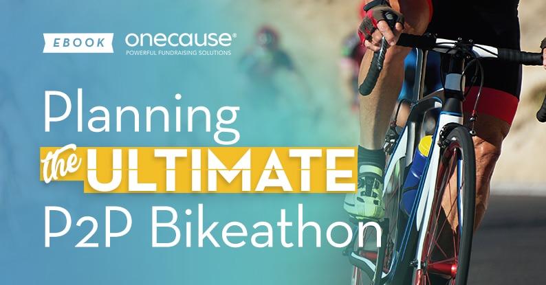 Planning the Ultimate P2P Bikeathon