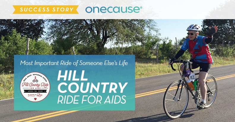 Success Story: Hill Country Ride for AIDS
