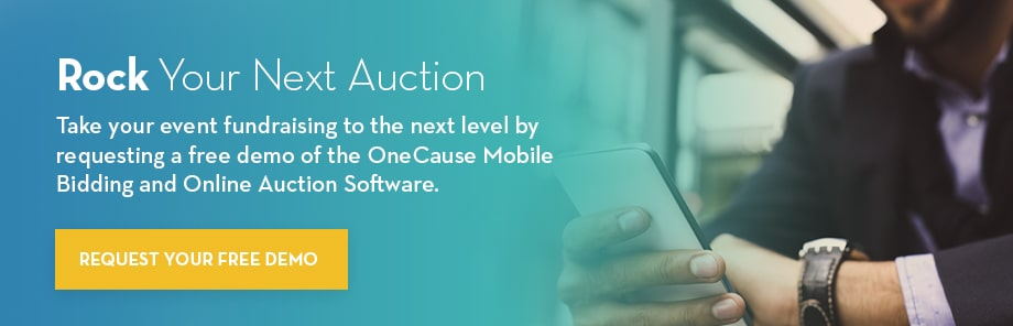 Mobile Bidding & Online Auction Software Demo Request