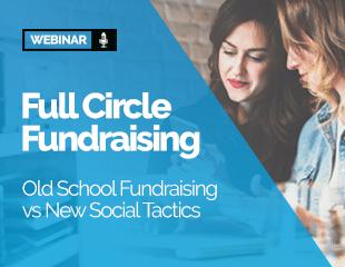 Webinar: Full Circle Fundraising