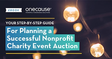 Ebook Example: Your Step-by-Step Guide for Planning a Successful Nonporift Charity Event Auction