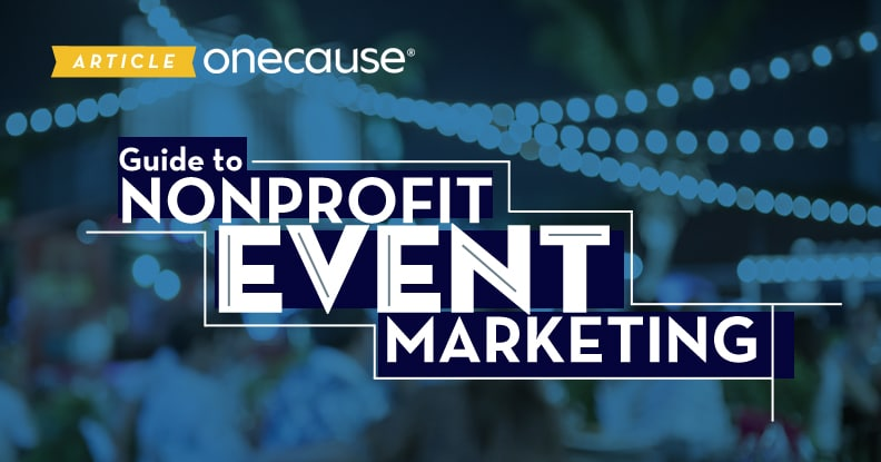 Article: Guide to Nonprofit Event Marketing