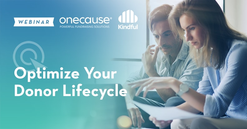 WEBINAR Optimize Your Donor Lifecycle