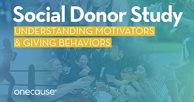 Research Example: Social Donor Study: Understaing Motivators and Giving Behaviors