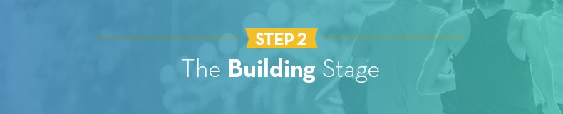 Step 2 - The Building Stage