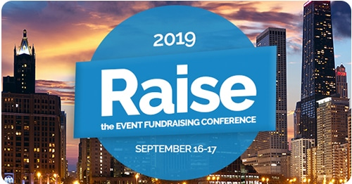 RAISE 2019 the event fundraising conference