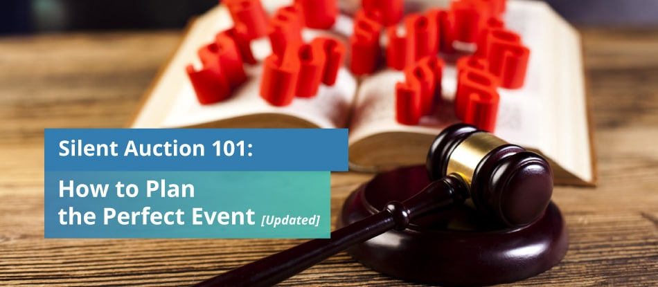 Planning a silent auction is easier than ever with our updated guide.