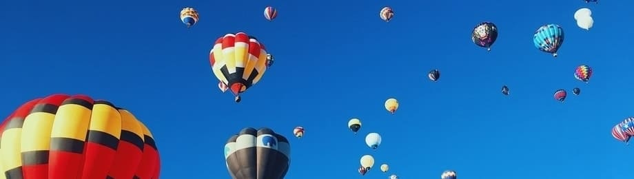 Hot air balloon rides are a valuable and very unique auction item idea to offer your donors.