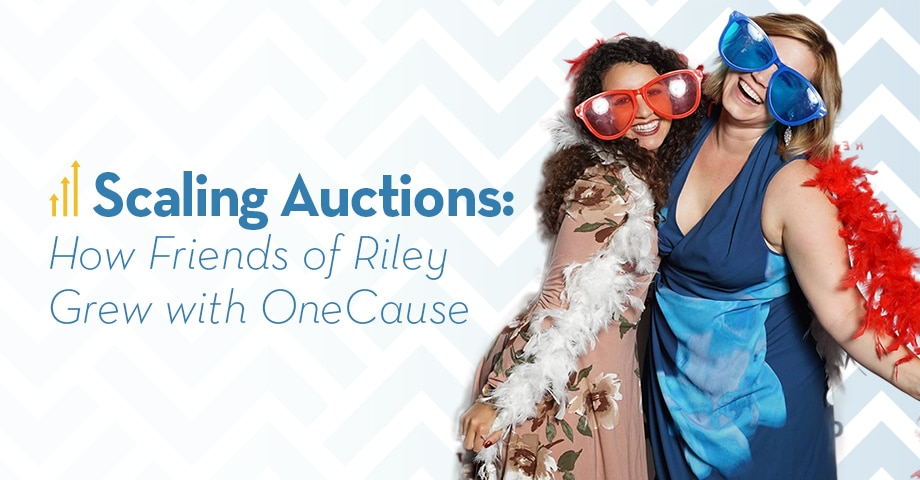 Friends of Riley | Scaling Auctions