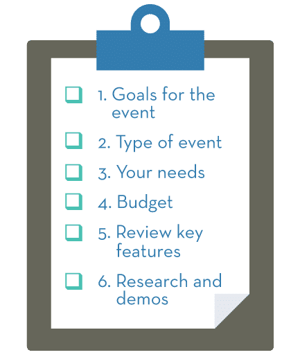 Follow these steps to choose the right auction tools for your next event or fundraiser.