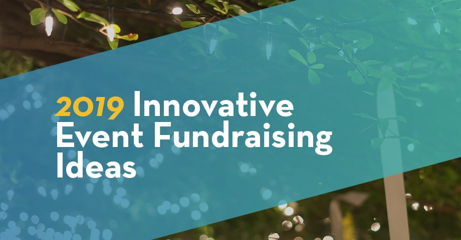 Innovative Event Fundraising Ideas