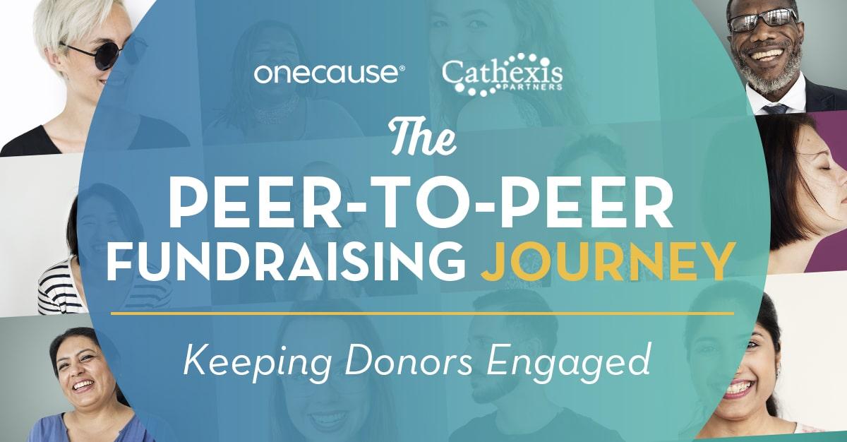 Peer-to-Peer fundraising Journey