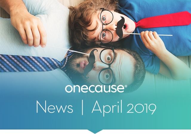 April News | OneCause