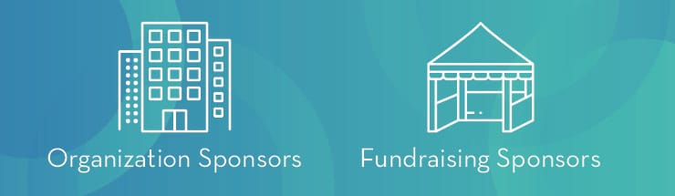 There are two main types of corporate sponsorships for nonprofits.