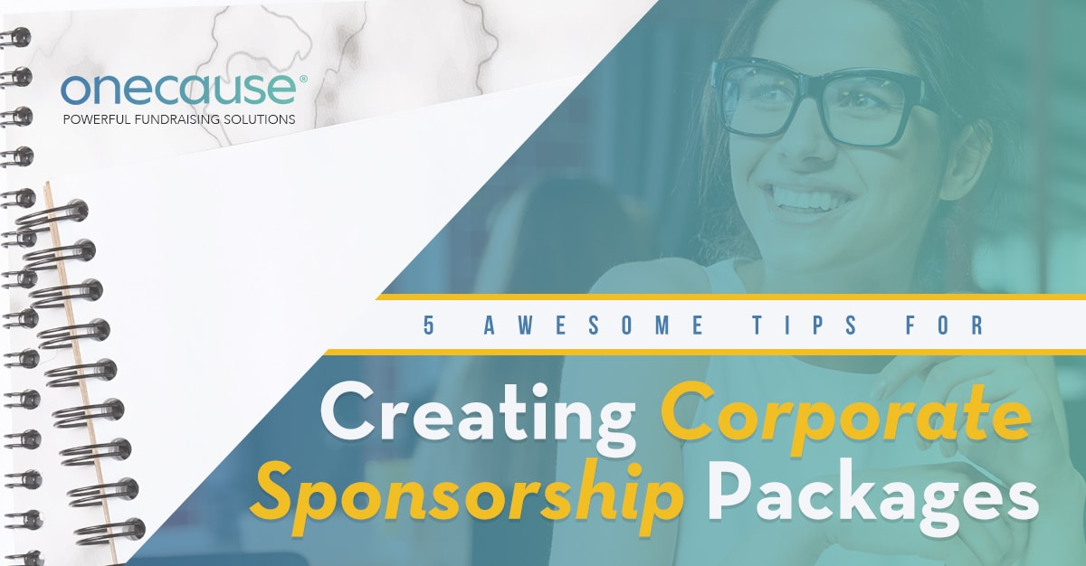 5 Awesome Tips for Creating Corporate Sponsorship Packages