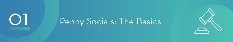 Familiarize your team with the basics of penny socials and penny raffles.