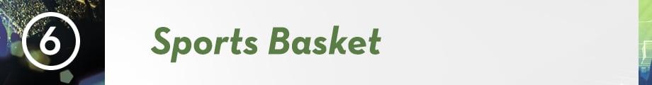 6. Sports Basket
