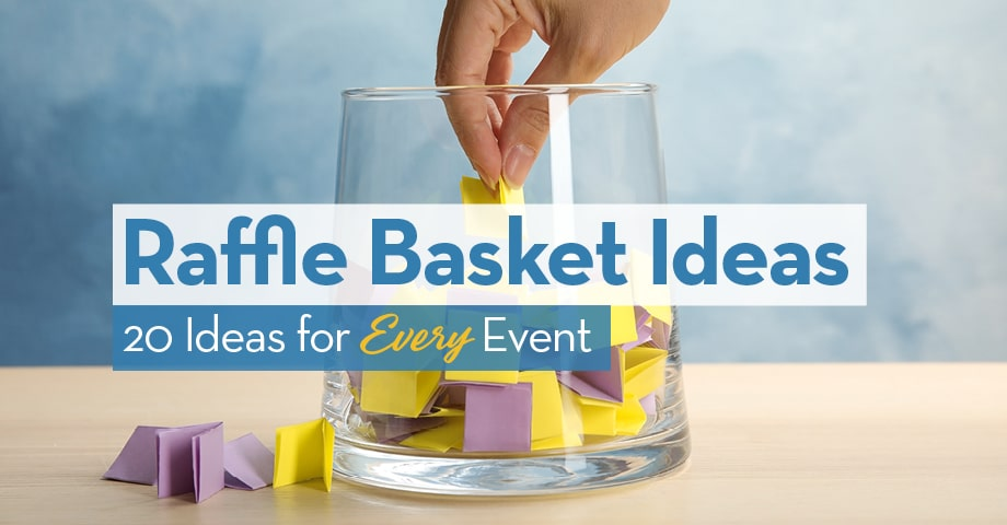 Raffle Basket Ideas for Every Event