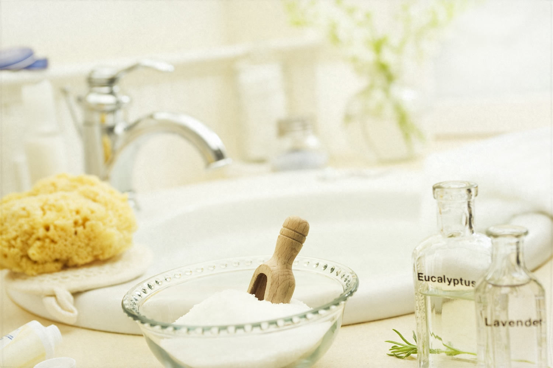 At home spa kit