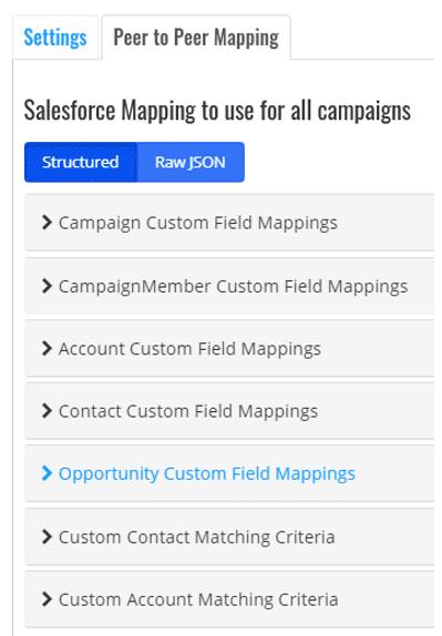 8. Peer to Peer Mapping