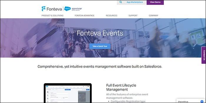 Explore Fonteva's nonprofit software.