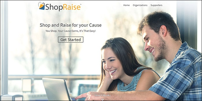 Learn more about ShopRaise's nonprofit software.