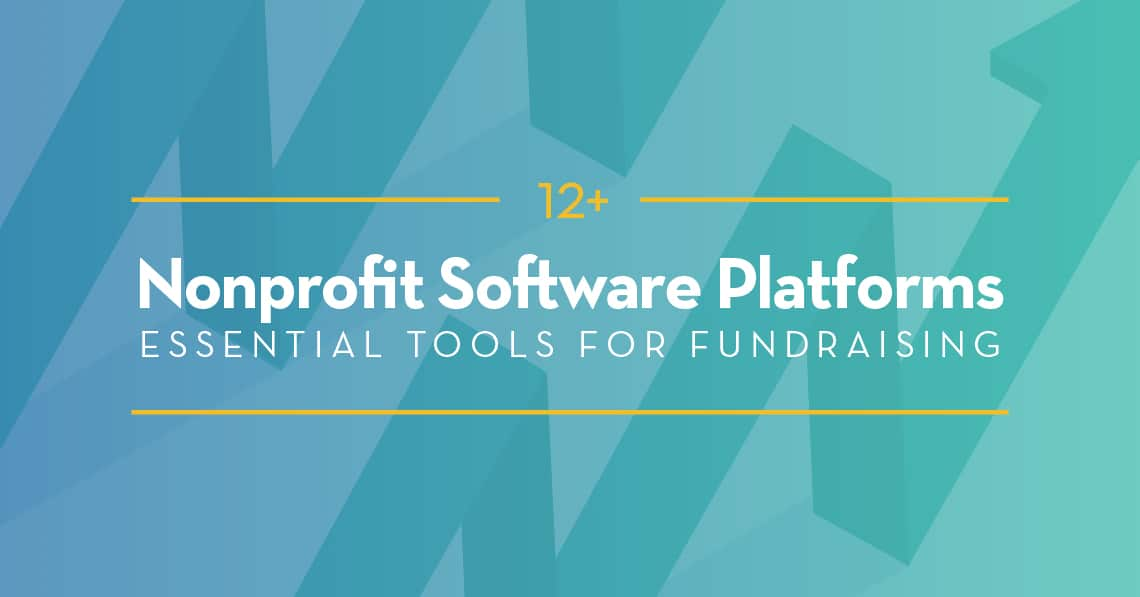 12+ NONPROFIT SOFTWARE PLATFORMS: ESSENTIAL TOOLS FOR FUNDRAISING