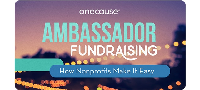 Ambassador Fundraising | Resources