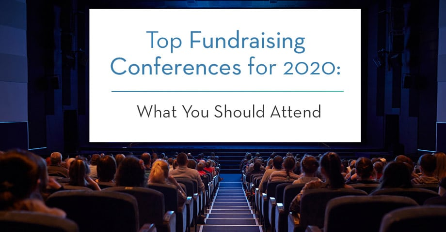 Explore some of the top fundraising conferences for 2020!