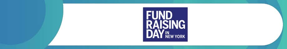 Fundraising Day in New York is a top nonprofit conference.