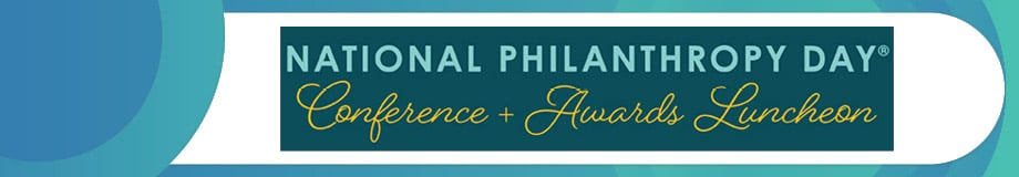 The National Philanthropy Day conference is a top conference for nonprofits.
