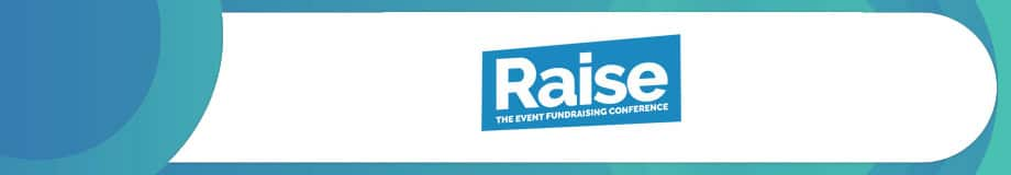 Raise is a top fundraising conference for nonprofits.
