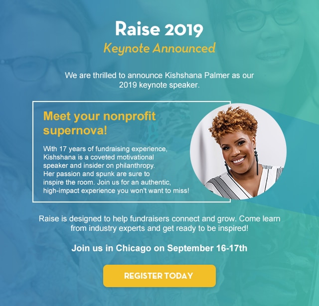 Raise Keynote announced