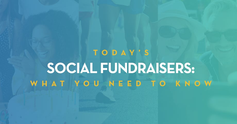 Today's Social Fundraisers: What You Need to Know
