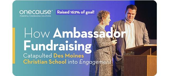How Ambassador Fundraising Astonishing Fundraising Success