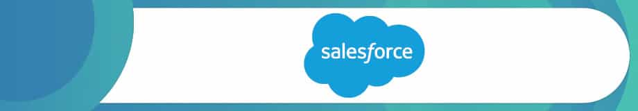 Salesforce is a top silent auction software solution.