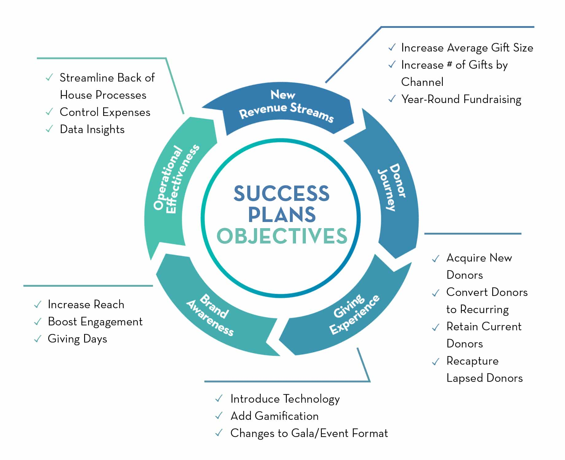 Success Plan Objectives