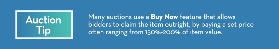 How to Run a Silent Auction Buy Now Feature
