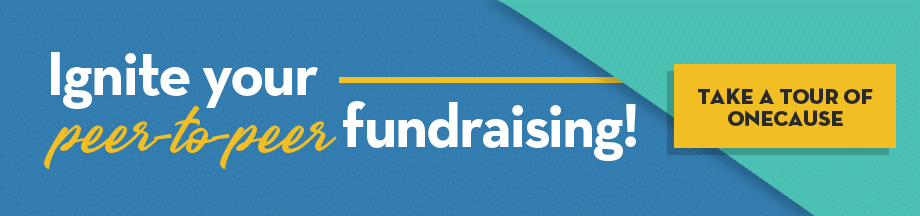 Ignite your Peer-to-Peer Fundraising with OneCause