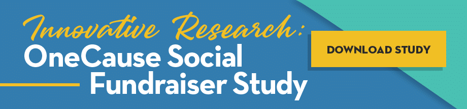 Innovative Research: OneCause Social Fundraiser Study